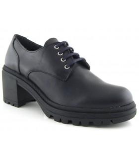 Zapato de cordones pala lisa