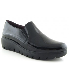 Zapatos sin cordones con plataforma