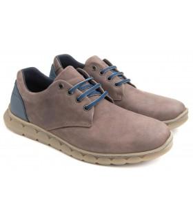 Zapato Cordones hombre ON FOOT 560 MARRON