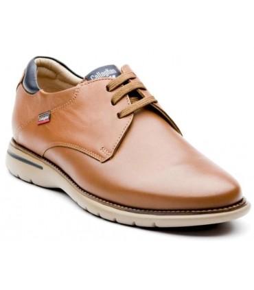 Zapatos de color cuero para hombre