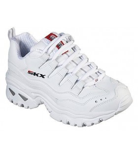 Deportivo mujer SKECHERS ENERGY TIMELESS VISION 13423  BLANCO