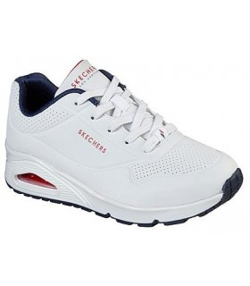 Deportivo mujer SKECHERS UNO STAND ON AIR 73690  BLANCO
