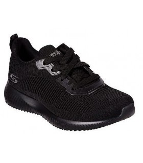 Deportivo mujer SKECHERS BOBS SQUAD TOUGH TALK 32504  NEGRO
