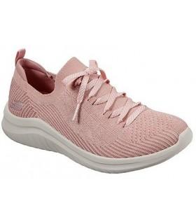 Deportivo de color rosa para mujer