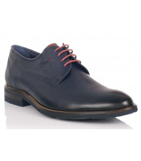 Zapato pala lisa en color azul marino