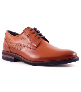 Zapatos en color cuero
