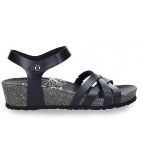Sandalia bio de color negro
