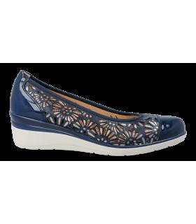Zapato Salón mujer PITILLOS 6021 MARINO