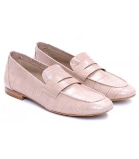 Zapato Mocasín mujer BRYAN JUNO NUDE
