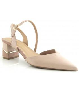 Zapatos de vestir con puntera fina