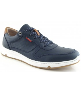 Zapato sport en color azul