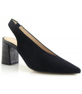 Zapato Salón mujer ESCALZIA DALMA NEGRO