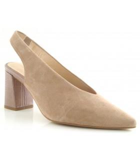 Zapato Salón mujer ESCALZIA DALMA BEIG