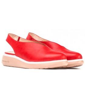Zapato Salón mujer WONDERS A9705 ROJO
