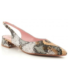 Zapato Salón mujer JONI 18752 BEIG