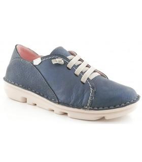 Zapatos para mujer en color azul