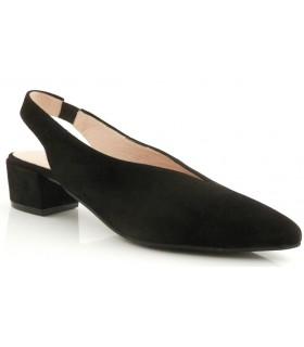 Zapato corte salón en color negro
