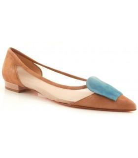 Zapato Salón mujer FABIO RUSCONI 5303 NUDE
