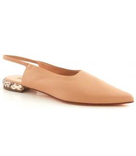 Zapato Salón mujer FABIO RUSCONI 5296 BEIG