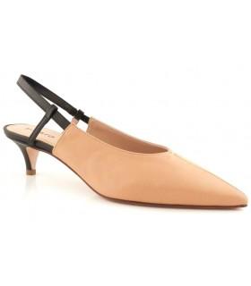 Zapato Salón mujer FABIO RUSCONI 1736 NUDE