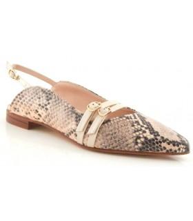 Zapato Salón mujer PERTINI 17081 BEIG