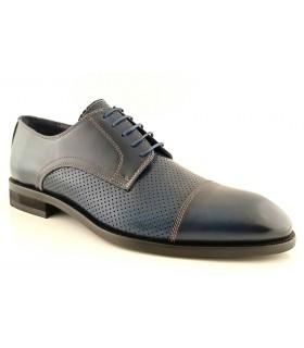 Zapato de vestir en color azul