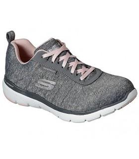 Deportivo de color gris para mujer