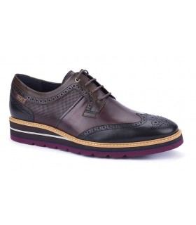 Zapatos en color negro para hombre