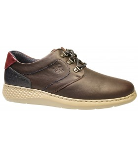 Zapato con ganchos pala lisa
