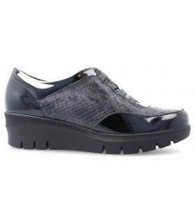 Zapatos con plataforma en color negro