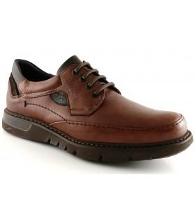 Zapatos color cuero para hombre
