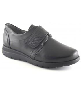 Zapatos con velcro para mujer