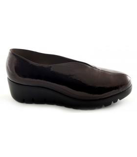 Zapatos en color negro con membrana