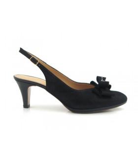 Zapato de Vestir mujer PLATINO 1144876 NEGRO