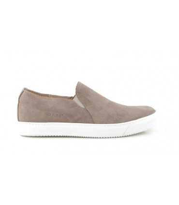 Slip on casco blanco