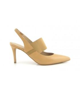 Zapato de vestir con elástico