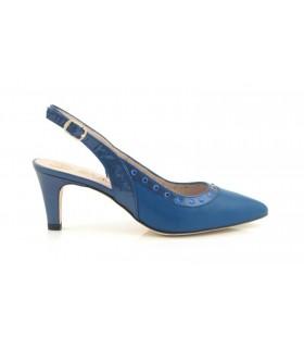 Zapato Salón mujer EL CUCO 6305 AZUL