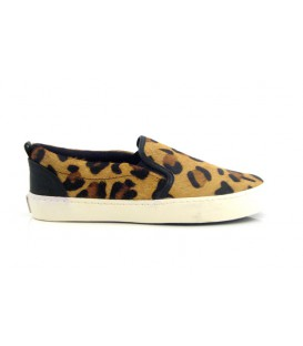 Slip on en leopardo