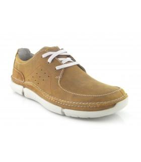 Zapato color cuero para hombre