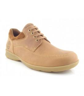 Zapatos de cordones cuero