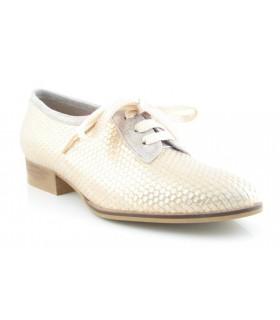 Zapato Cordones mujer LUA LUA 2 302 ORO