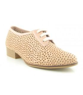 Zapato Cordones mujer LUA LUA 2 302 CREMA