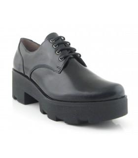 Zapatos de cordones con doble suela