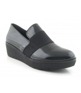 Zapato piso buggy con elásticos
