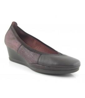 Zapato salón fabricación guante
