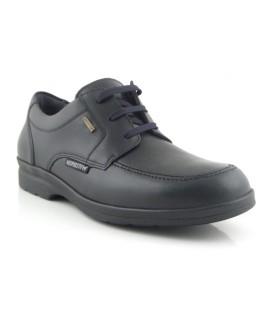 Zapatos de cordones clásicos para hombre