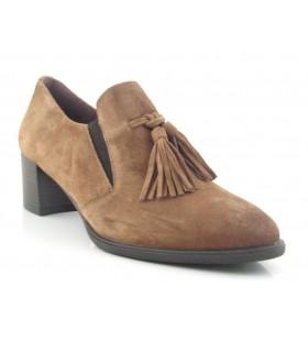 Zapato Mocasín mujer MIRYAN 9057 TABACO