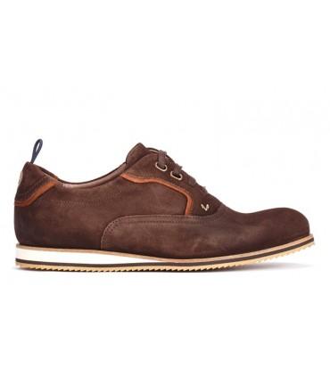 Zapato para hombre color marrón