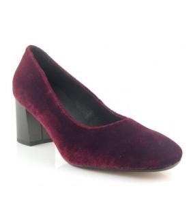 Zapato Salón mujer ZEEB 7903 BURDEOS