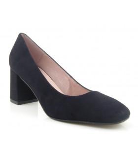 Zapato salón clásico negro